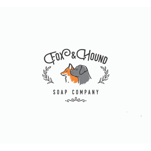 logo for soap company