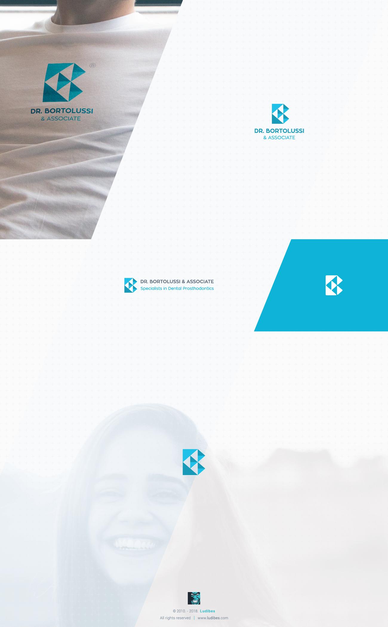 Dr. Bortolussi Logo Design