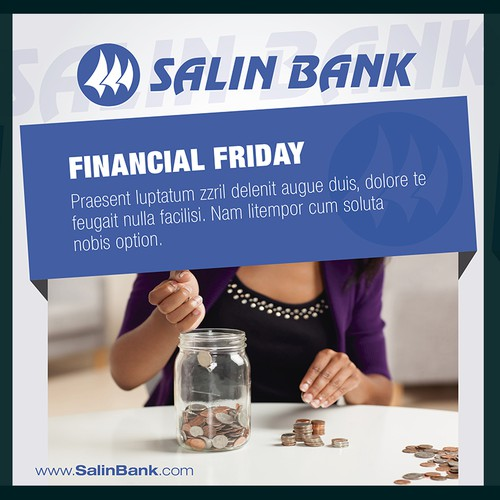 Make our Bank Fun!! Help us create better Facebook posts!