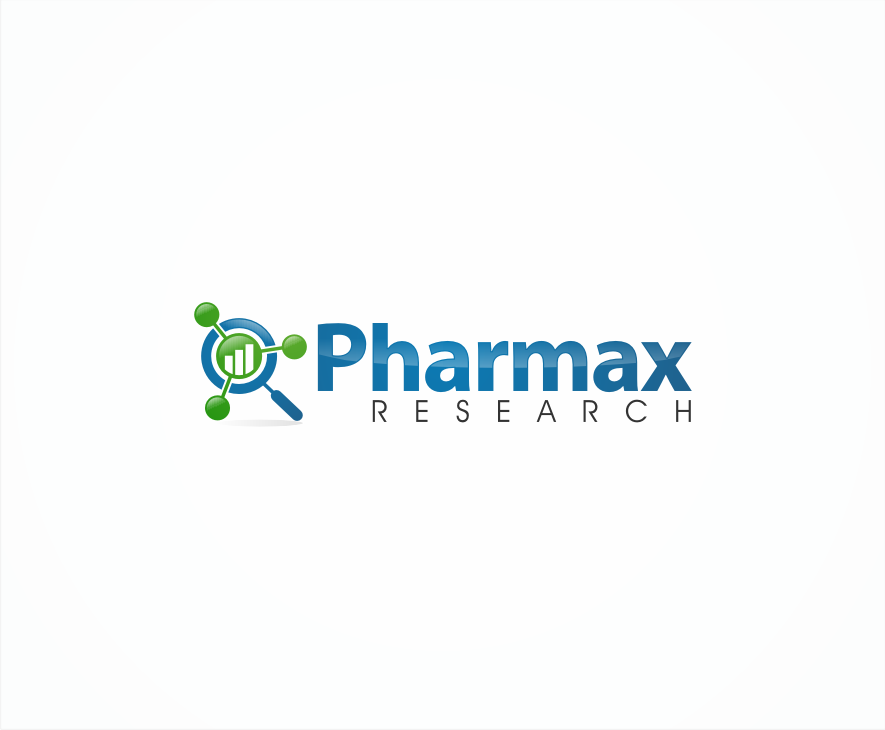 Pharmax Research needs a new logo
