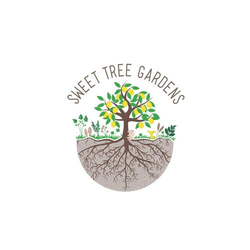Organic logo design