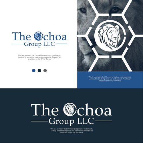 logo concept for The Ochoa Group LLC
