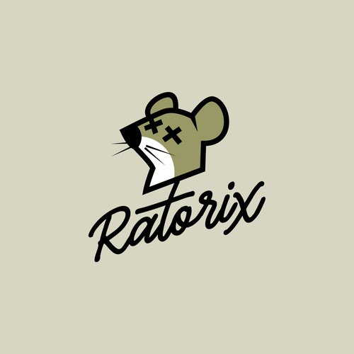 Logo design for Youtuber Ratorix