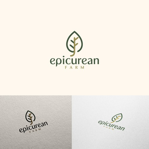 Epicurean Farm Logo Design contest