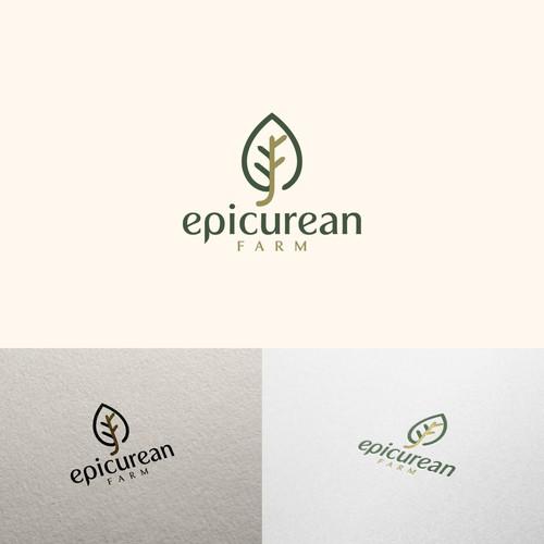 Epicurean Farm Logo Design contest