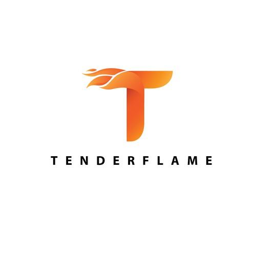 Tender Flame Logo