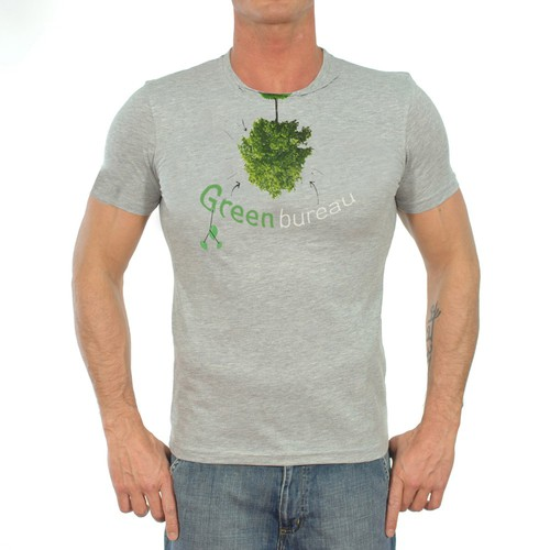 Greenbureau needs a new design for brand T-shirts!