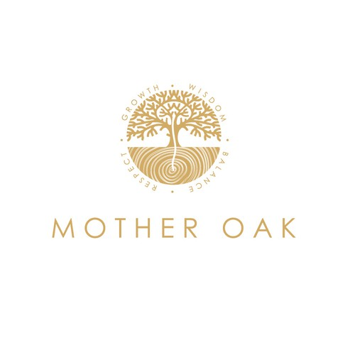 MOTHER OAK logo