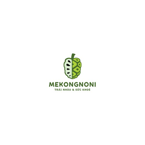 Inspirational Logo for MekongNoni