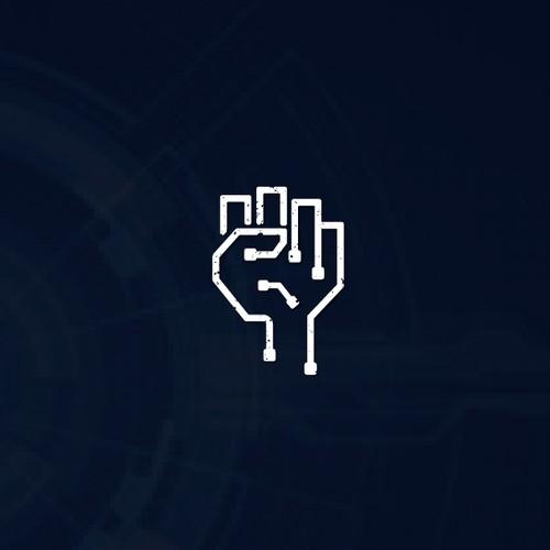 Logo for digital marketing agency