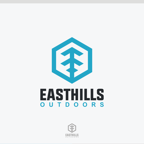 Logo Concept for Easthills Outdoors
