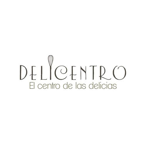 Logo concept for Delicentro