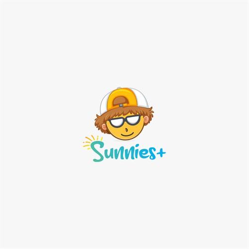 Logo for kid glasses