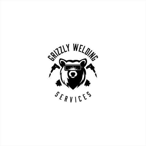Bold Logo for Welding Service Company