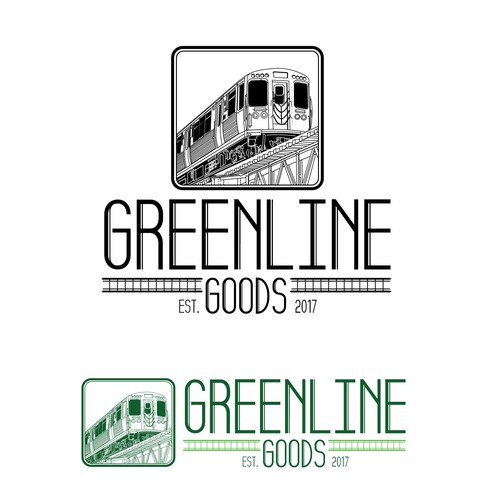 Greenline Goods Logo
