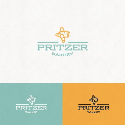 Logo concept for Pritzer - Texas