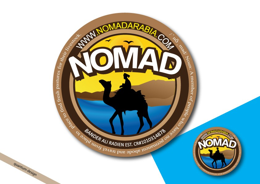 Help Nomad with a new logo