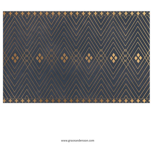 Modern Kitchen Mat Design