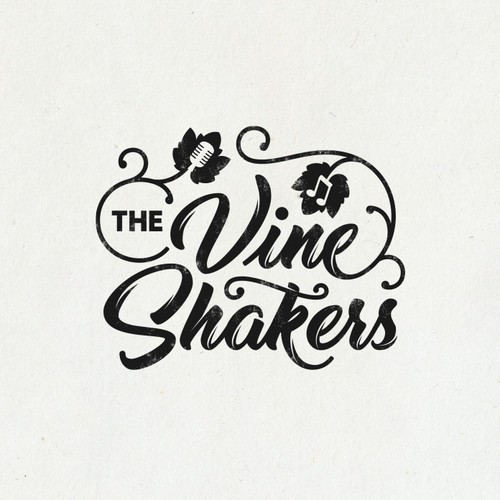"Premiere party band ""The Vine Shakers"" needs a KILLeR LoGo !"