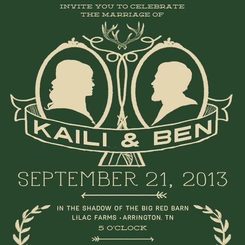 Kaili & Ben's Wedding