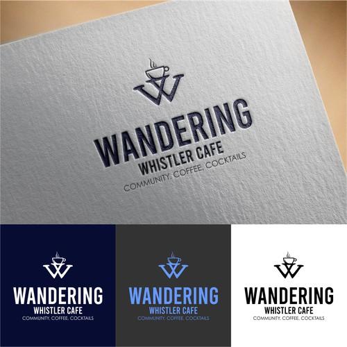illustration graphic logo coffee