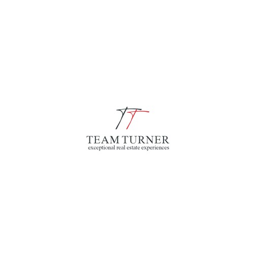 Logo for luxury real estate company