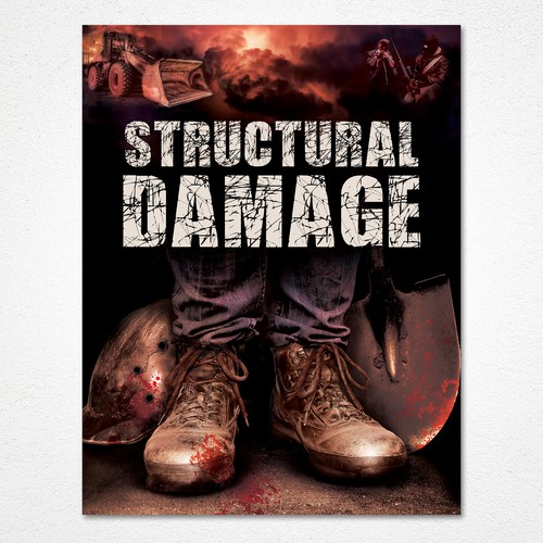 "Movie Poster for ""Structural Damage"""