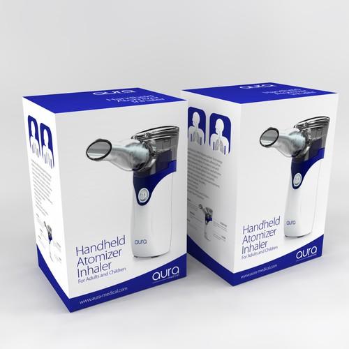 Aura box design