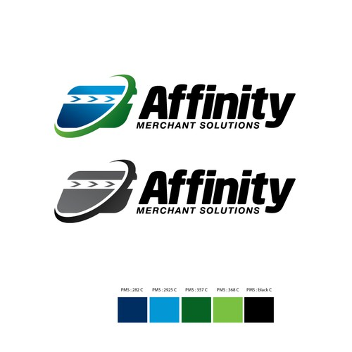Create the next logo for Affinity Merchant Solutions