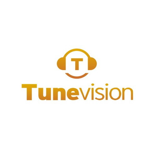 Tune Vision - Logo Redesign