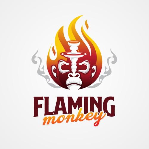 Flaming Monkey