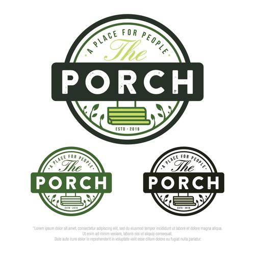 Porch Concept Logo