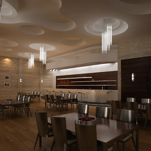 *Guaranteed, high prize* Interior Design Needed for The BrickHouse Restaurant