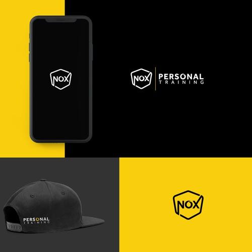 NOX logo for GYM