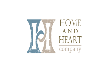 Logo for Home and Heart Company
