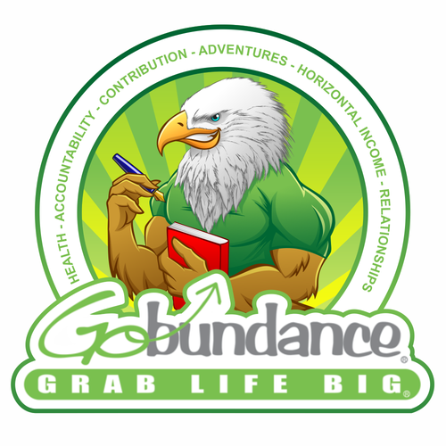 Eagle Mascot For GoBundance