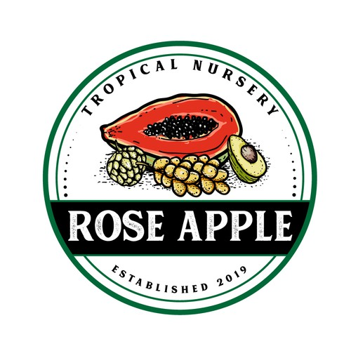 Rose Apple Tropical Nursery
