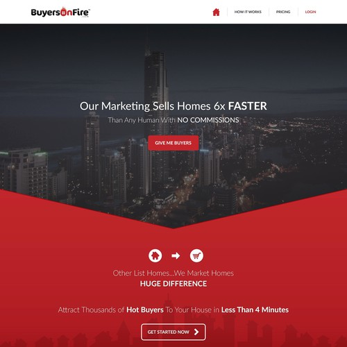 Buyers on Fire NEW WEBSITE Design