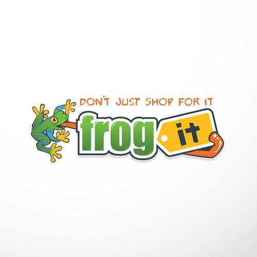 Frogit Logo