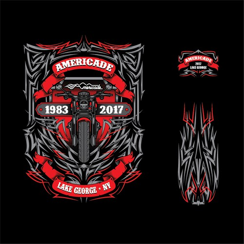 T-shirt Contest for Americade