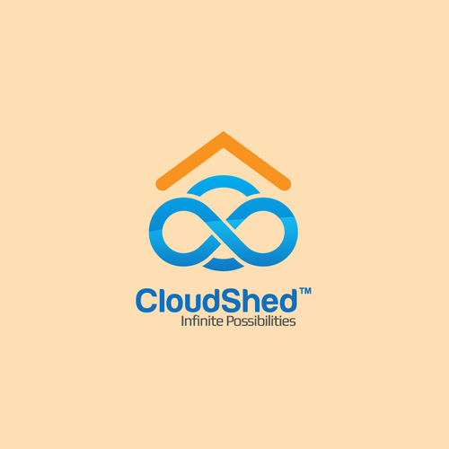 Create a standout logo for CloudShed