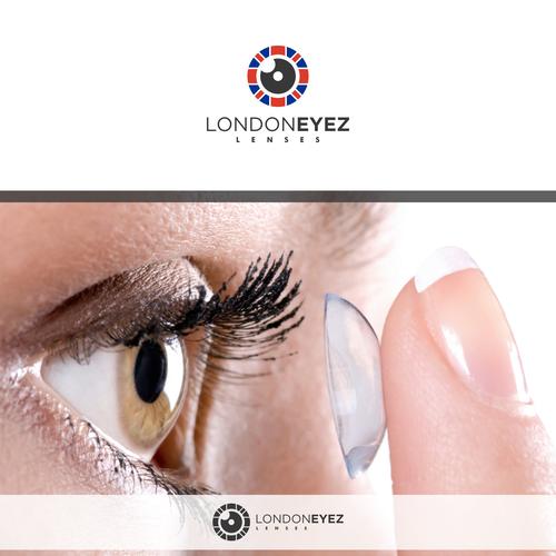 London Eyes Logo