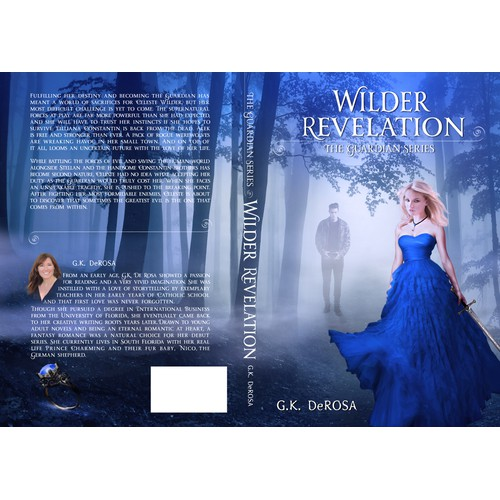WILDER REVELATION - Book Cover