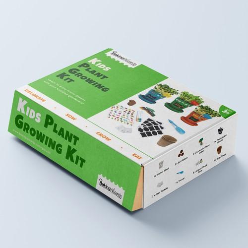 Gardening kit for kids