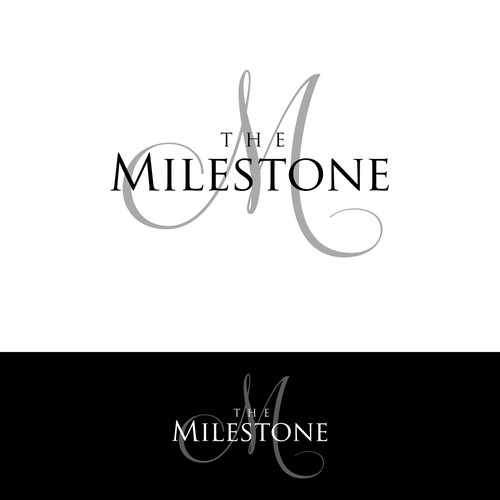 The Milestone logo