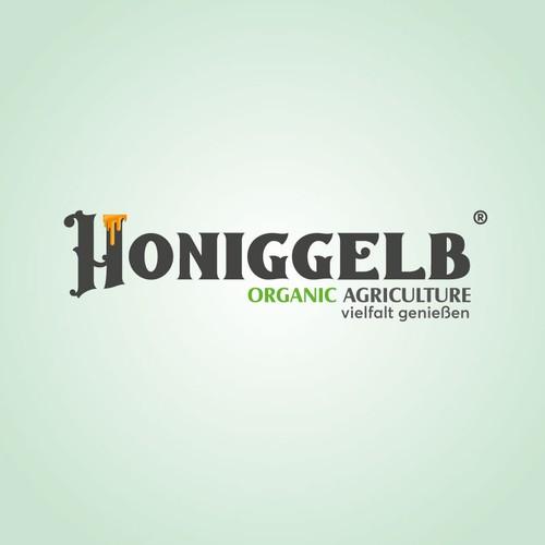 "Logotipo "" Honiggelb"""
