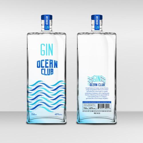 Ganador concurso etiqueta Gin