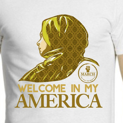 Welcome in my america