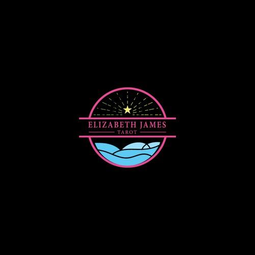 logo concept for elizabeth james