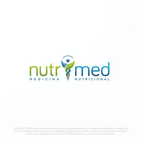 logo para NUTRYMED